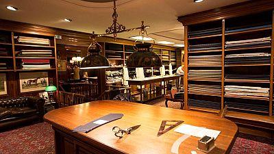 Jaime Gallo interior shop, Madrid