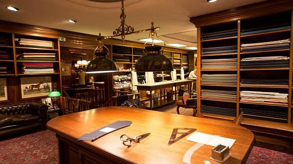 Inside the workshop of the most respected name in Spanish menswear