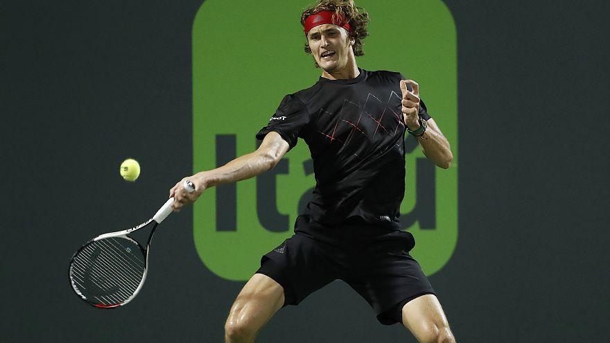 Zverev, l'étoile montante du tennis mondial