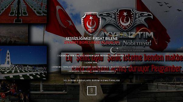 Türk hackerlar Suudi prensin websitesini erişime kapattı