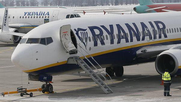 Járatkimaradások a húsvéti hétvégén a Ryanair-sztrájk miatt