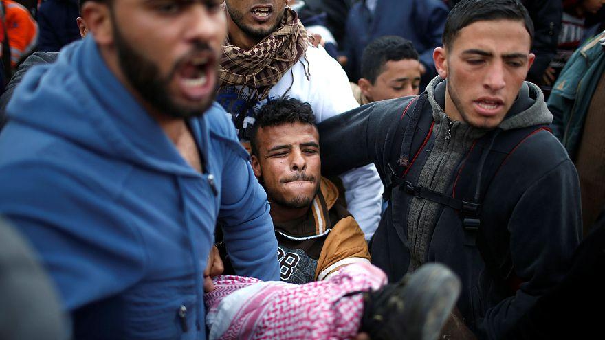 Exército israelita mata agricultor palestiniano