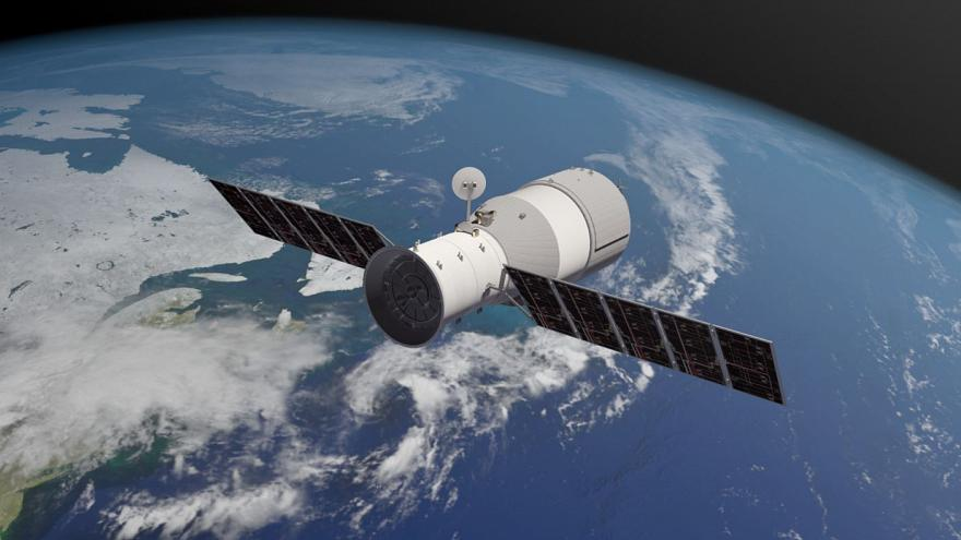 Updated: When and where will China's 'out of control' space station crash on Earth?