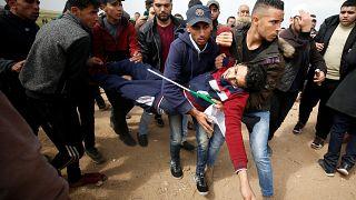 İsrail topçu ateşi açtı: Filistinli çiftçi hayatını kaybetti