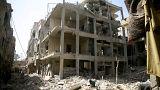 """Siria: 871 civiles muertos desde el """"alto el fuego"""" de la ONU"""