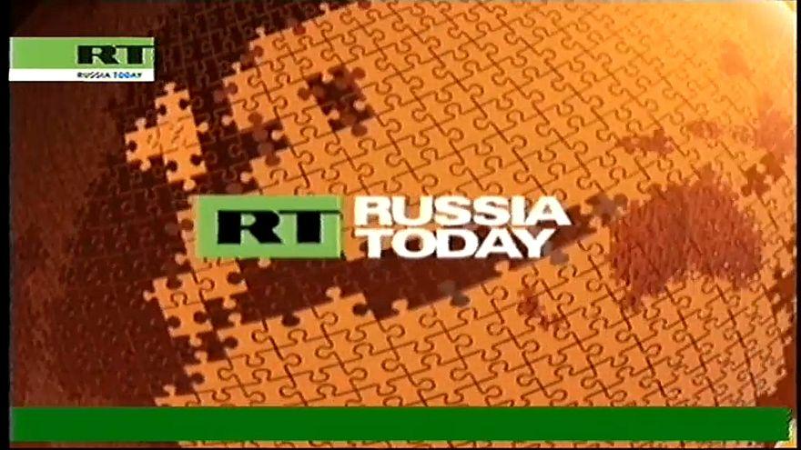 """Russia Today """"ушли"""" из эфира"""
