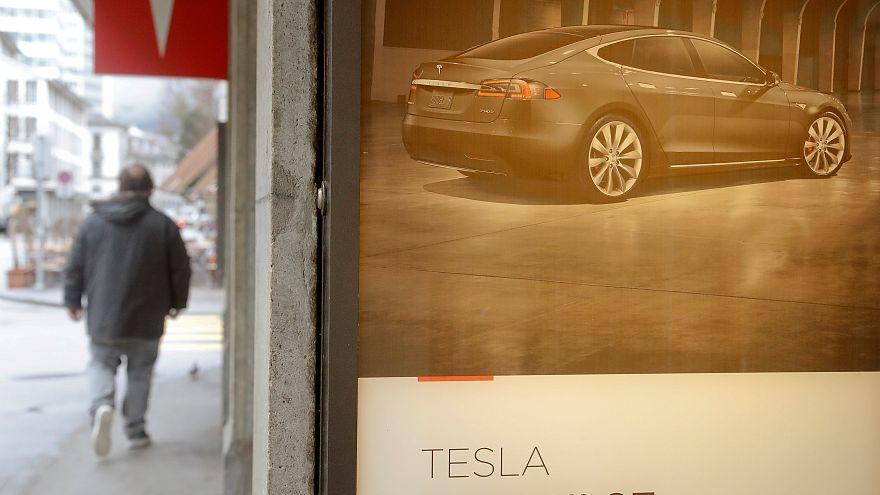 Tesla va rappeler 123.000 voitures