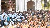 Diplomacia de las hostias en Semana Santa entre Colombia y Venezuela