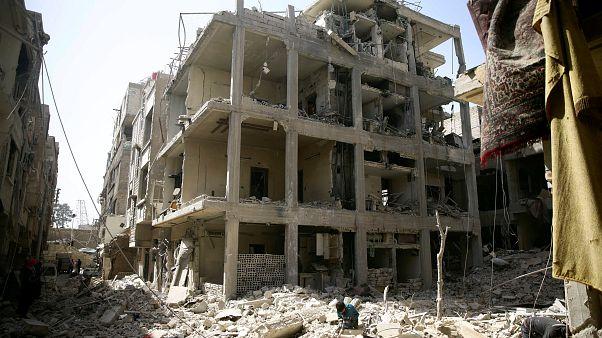 Alles Terroristen? 871  Tote später - das Scheitern des UN-Waffenstillstandes in Syrien