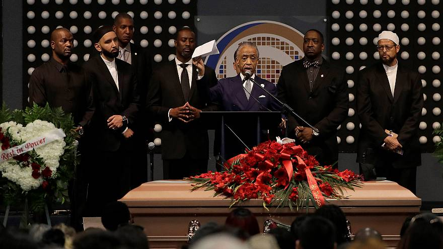 """Etats-Unis : """"Black lives matter"""" ou l'histoire de Stephon Clark"""