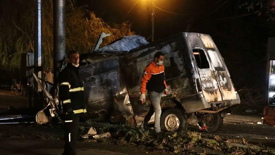 17 Flüchtlinge bei Verkehrsunfall in der Türkei getötet