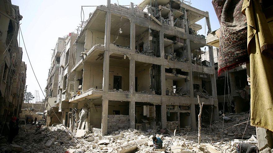 Doğu Guta son bir ayda 871 sivil hayatını kaybetti