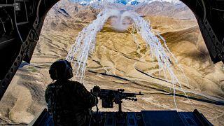 ویدئویی از کشته شدن فرمانده داعش در افغانستان