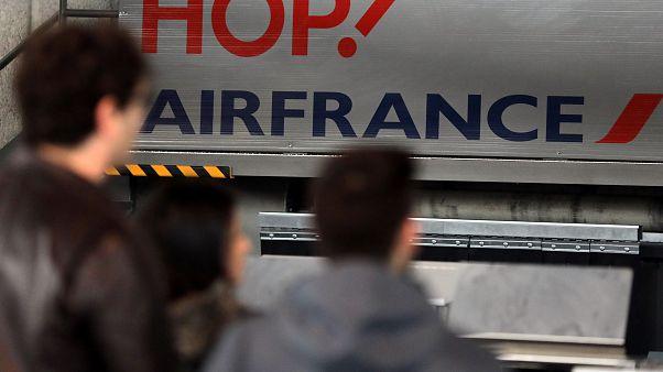 Nouvelle journée de grève à Air France