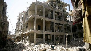Quase mil mortos em Ghouta apesar do cessar-fogo