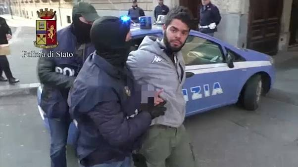 Moroccan terror suspect detained in Italy