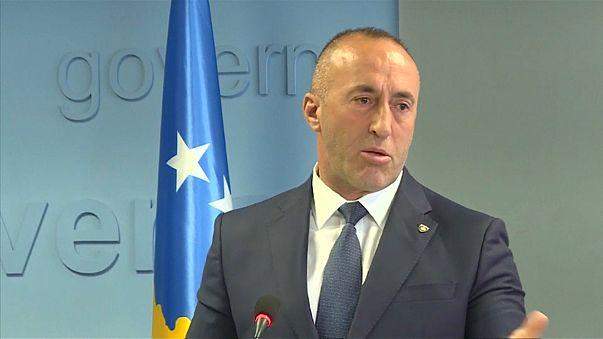 Nach Festnahme von Türken: Haradinaj räumt auf