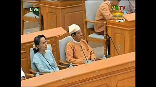 """El nuevo presidente birmano asegura que buscará la paz con las """"guerrillas étnicas"""""""
