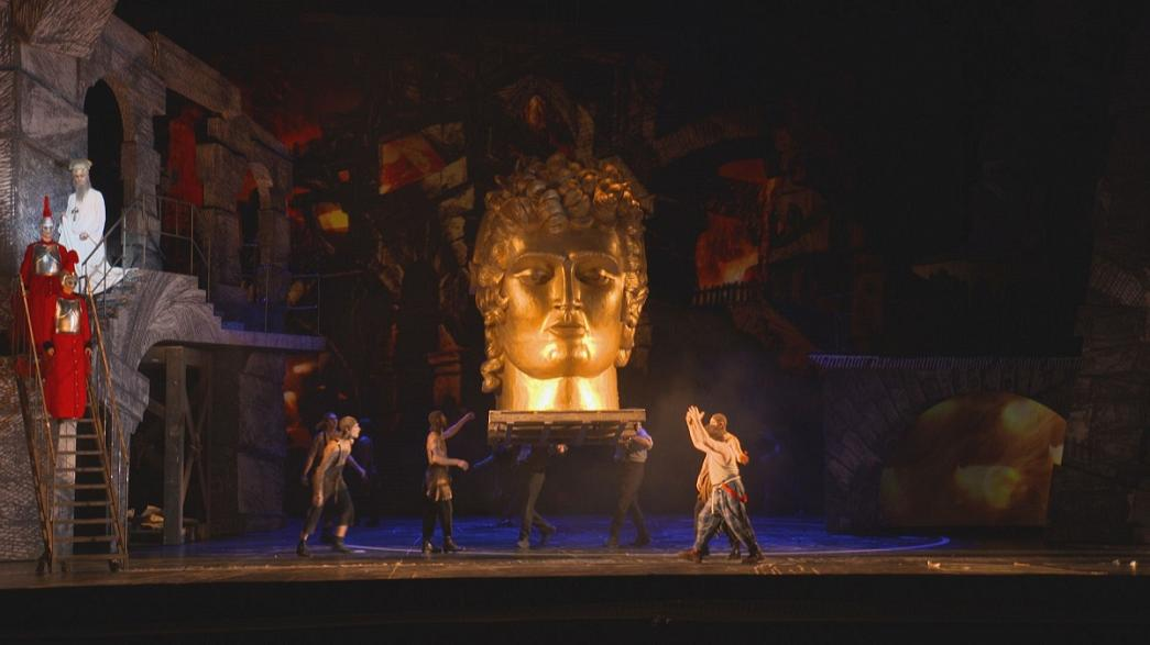 Terry Gilliam weaves his magic at the Opera Bastille