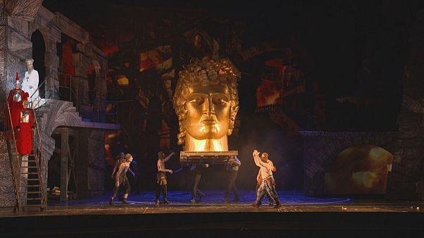 "Hector Berlioz'un başyapıtı ""Benvenuto Cellini""'ye Terry Gilliam imzası"