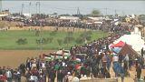 Mindestens 15 Tote bei Protesten in Gaza