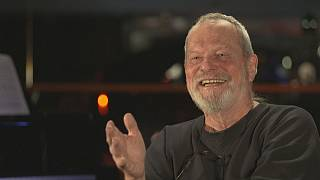 """Gilliam: """"L'arte? Un eterno conflitto tra controllo e fantasia"""""""