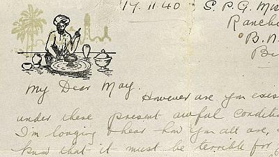 Lost WWII letters recovered to tell stories after 70 years