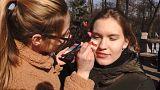 Divididos entre Bruxelas e Moscovo, bielorrussos sonham com um novo país