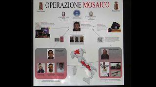 عملية أمنية لمكافحة الارهاب في إيطاليا واعتقال عدد من المشتبه بهم