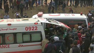 """Al menos dieciséis palestinos mueren en la """"Marcha del Retorno"""""""