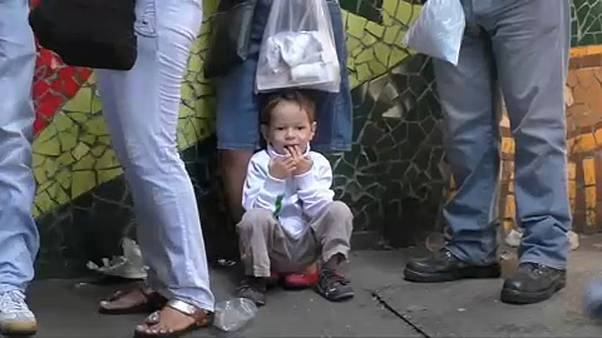 Ostyahiány Venezuelában