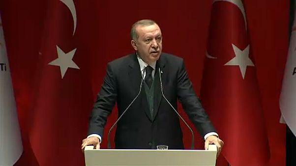 Erdogan szigorú válasza Macronnak