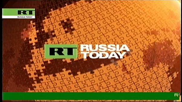 """Russia Today """"desligada"""" em Washington"""