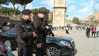 El Vaticano se blinda por la alerta terrorista