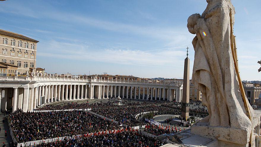 Pâques : Rome sous haute surveillance
