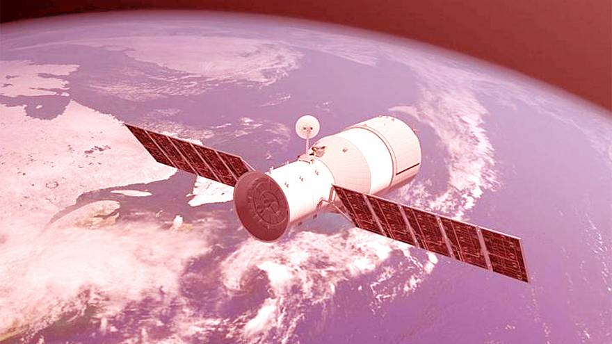 Station spatiale Tiangong-1