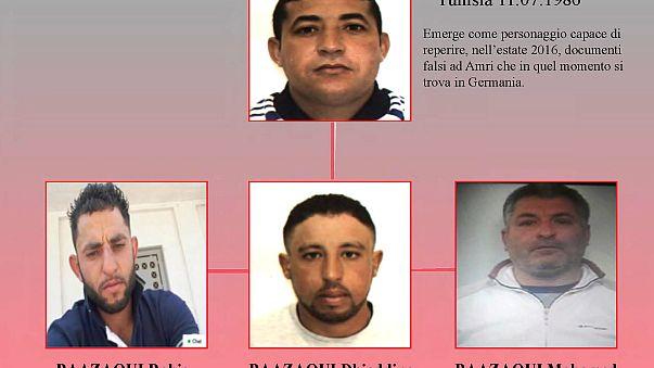 Vague d'arrestations en Italie
