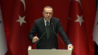 Турция отреагировала на планы Макрона