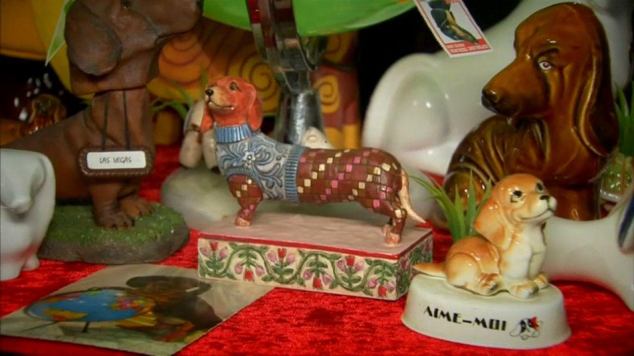 """¡Guau!... Un museo dedicado al """"perro salchicha"""""""