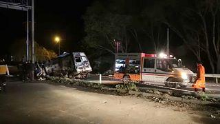 Τουρκία: Πολύνεκρη τραγωδία με μετανάστες