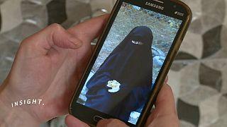 بیم و امید بیوه های پیکارجویان داعش برای بازگشت به کشورهایشان