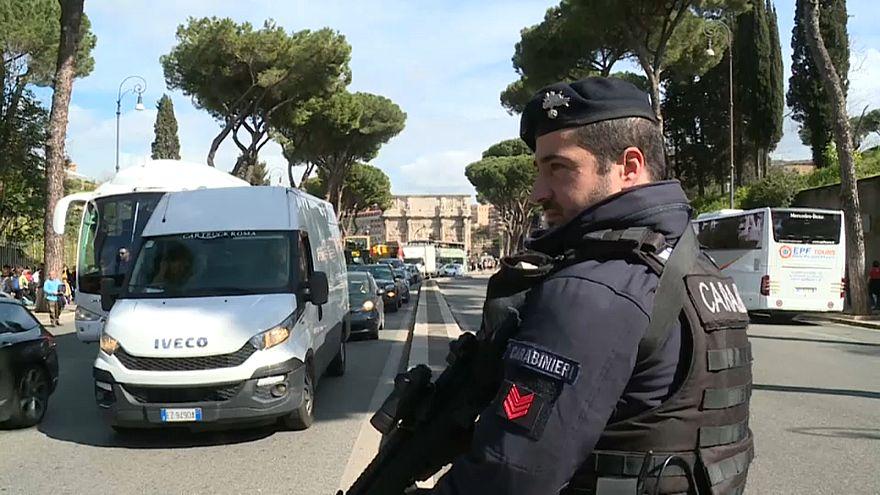 Rom erhöht Sicherheitsmaßnahmen