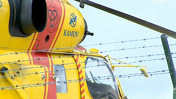 Proteção Civil expulsa russos que faziam manutenção de helicópteros de combate aos incêndios