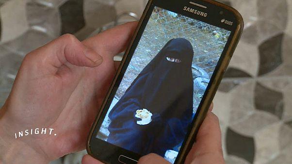 Dschihadisten-Witwen: Der schwere Weg nach Hause