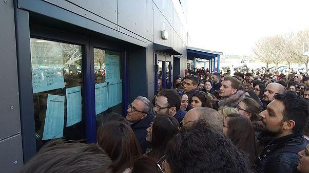 Kétezer jelentkező öt állásra Olaszországban