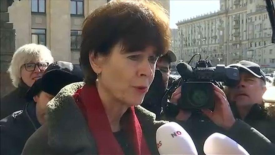 Nyugati diplomatákat utasít ki Oroszország
