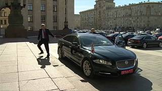 Russia responds to diplomatic expulsions by summoning 23 ambassadors