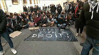 Vive tension dans les universités françaises