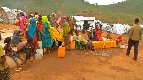 Dez mil pessoas fugiram da violência na Etiópia em duas semanas