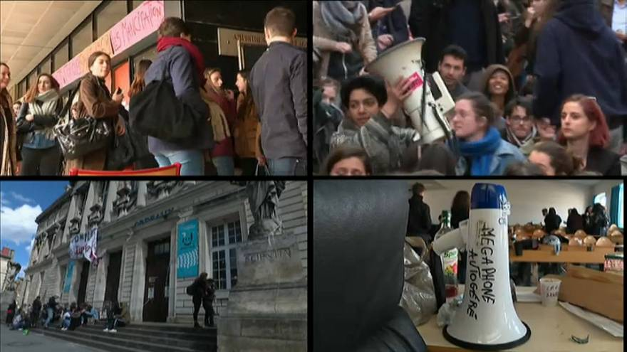 Francia: braccio di ferro sulle università
